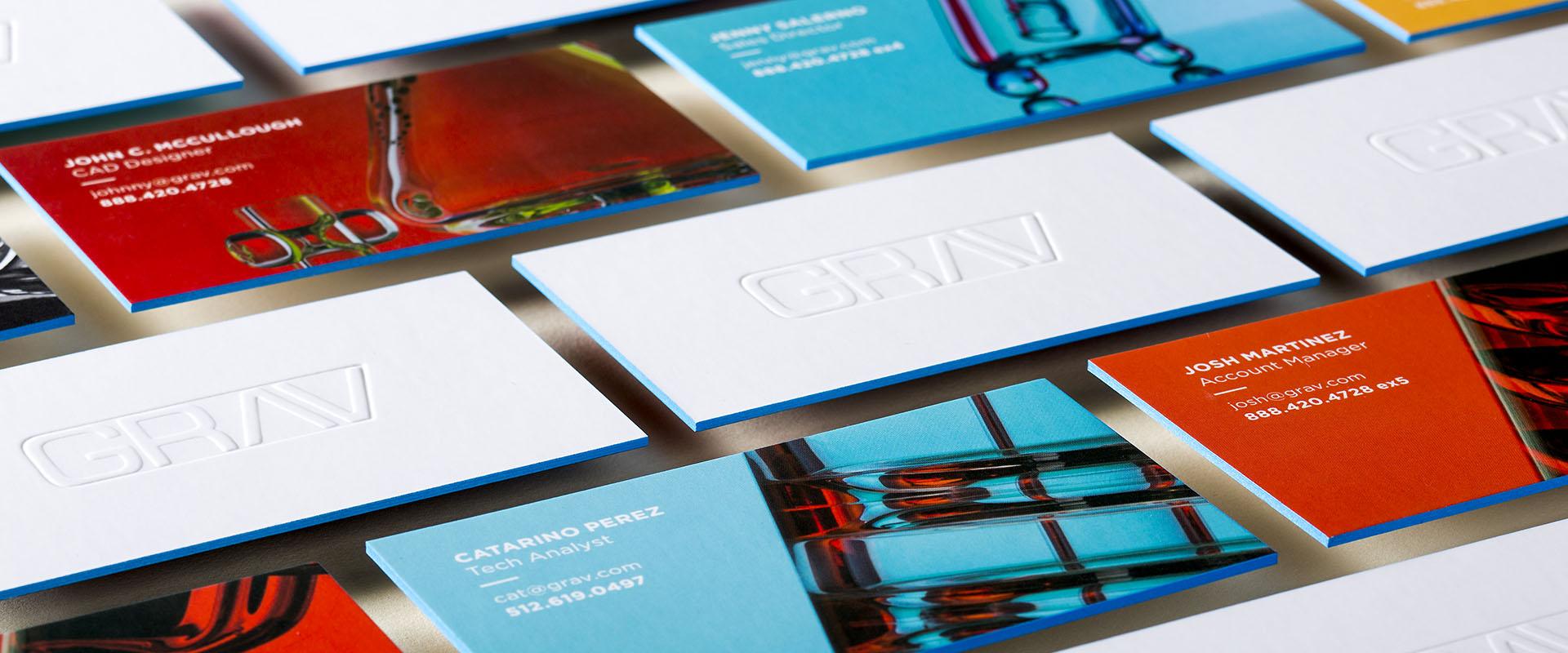 business cards multi